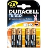 Duracell R6 TURBO 4шт (80)
